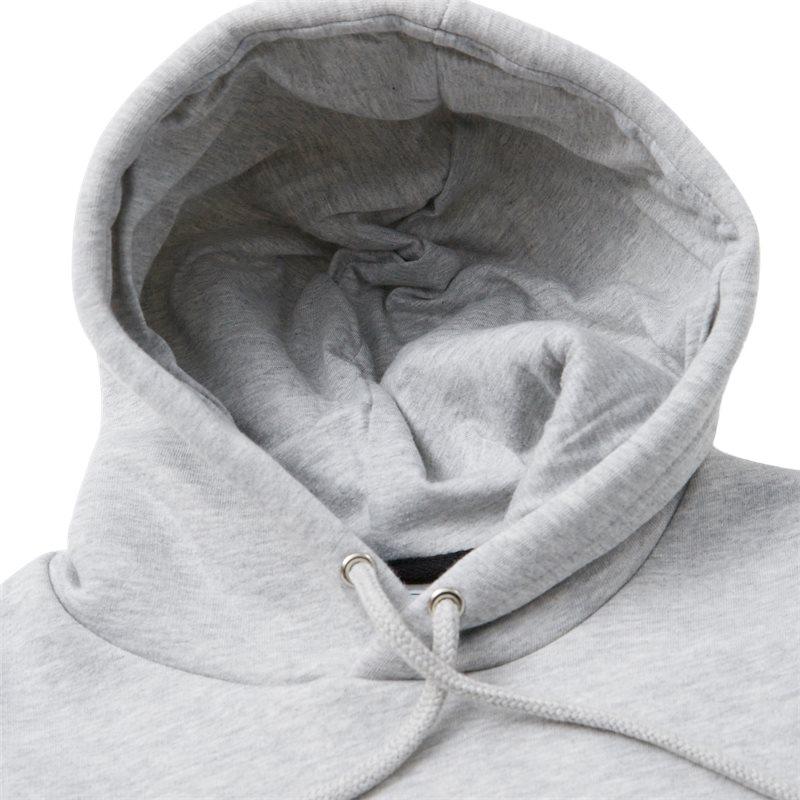 Le Baiser Nancy Sweatshirt Grey Melange